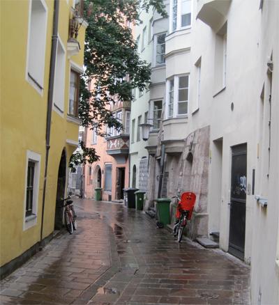 Innsbruck's Altstadt (Old Town)