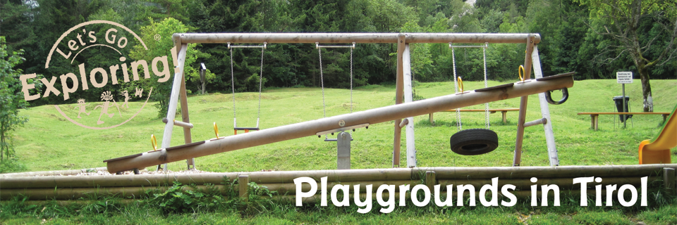 Playgrounds in Tirol