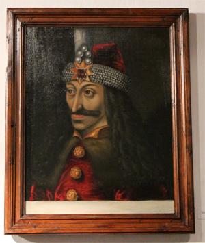 Vlad aka Dracula