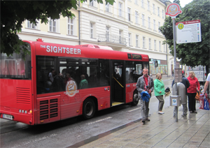 The Sightseer Bus