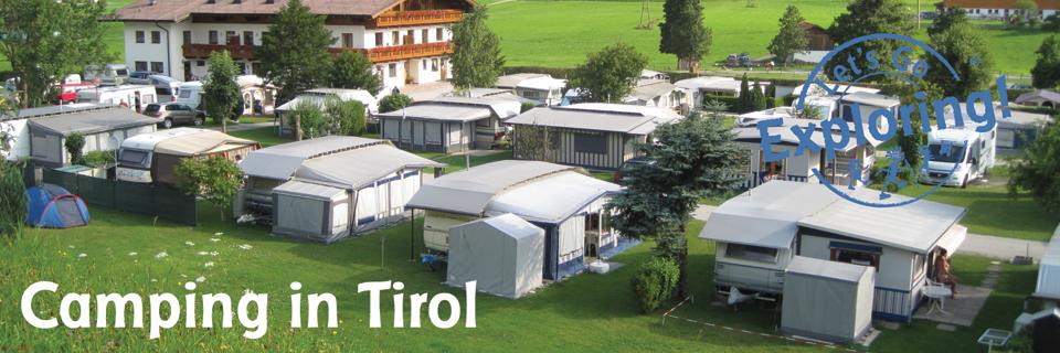 Camping in Tirol
