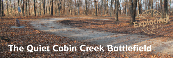 Cabin Creek Battlefield